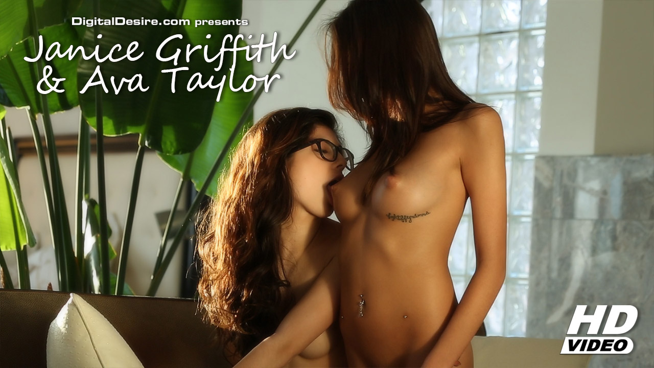 Ava Taylor and Janice Griffith